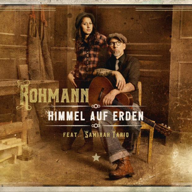 CD Cover Rohmann - Himmel auf Erden