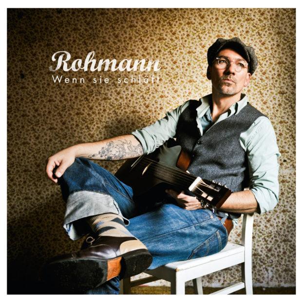 CD Cover Rohmann - Wenn sie schläft